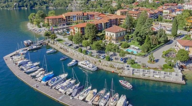 Luftbild Villa Orsi